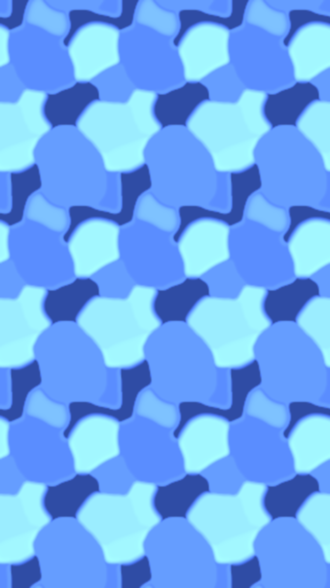 Steel Blue Pattern